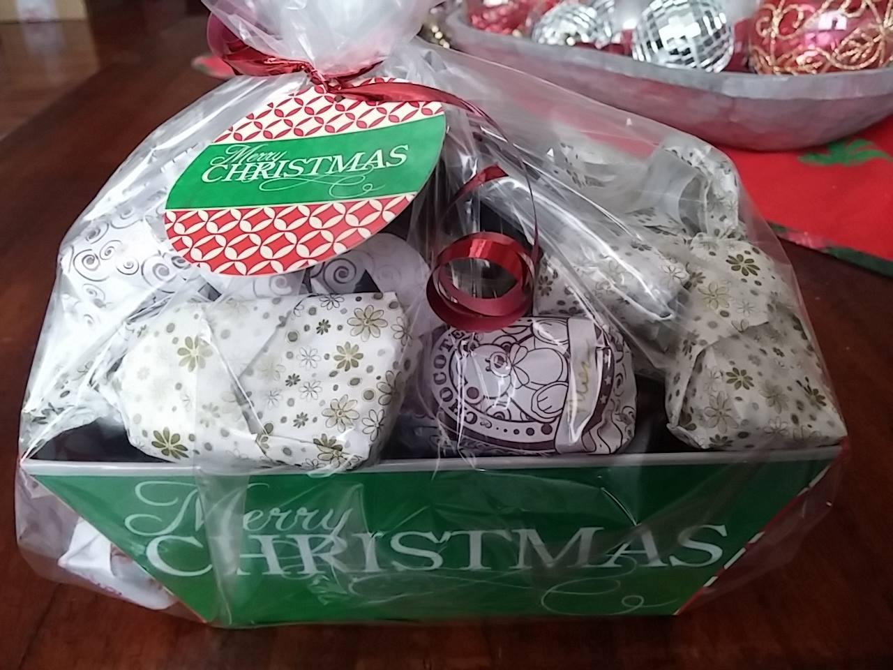 Canastas de regalo