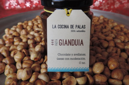 Pasta Gianduia