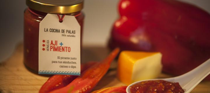 Mermelada de Ají+Pimiento