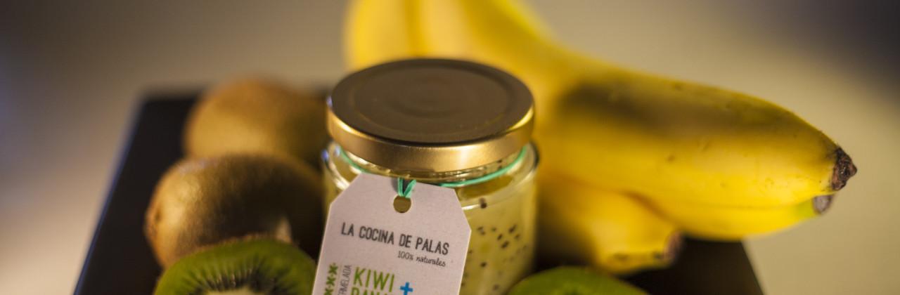 Mermelada de Kiwi+Banana